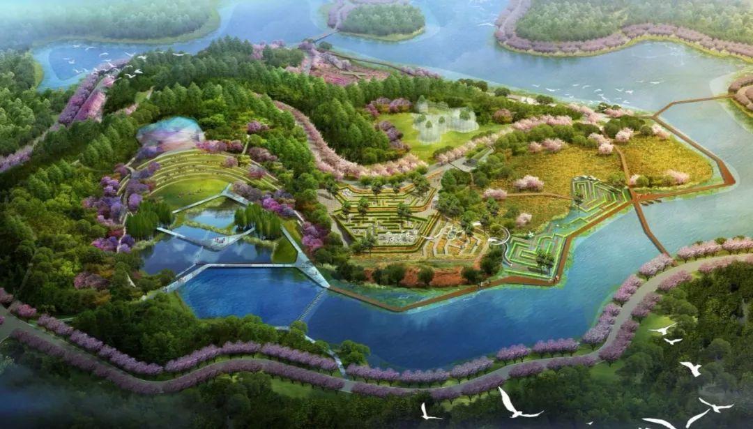 击阅读:奥雅中标成都华侨城黄龙溪农创园花岛与茶园景观