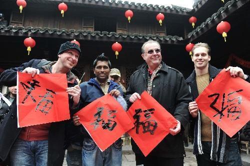 外国人眼中,中国人过春节一定要吃的几种食物