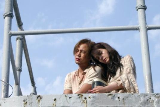 娱乐 正文  据悉,电影《人间,空间,时间和人》由演员张根硕,藤井美菜