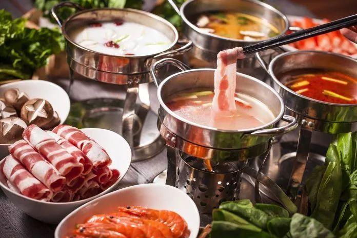 滋味小火锅a feast of hot pot marriott shunde db三角铃
