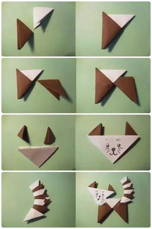 折纸教程图片