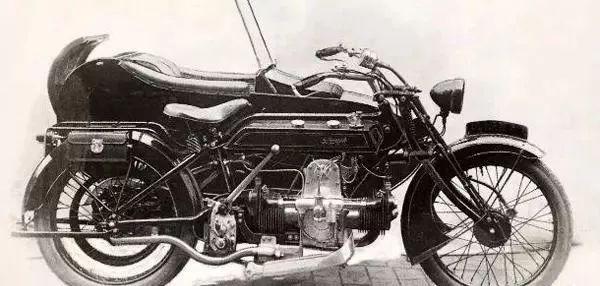 """很少有人知道的摩托车品牌""""超级布拉夫摩托车"""""""