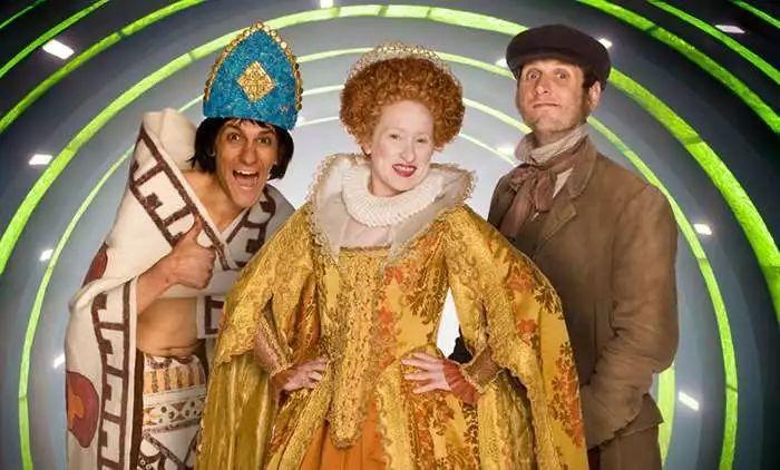 BBC拍给孩子的历史剧,爆笑背后都是知识点