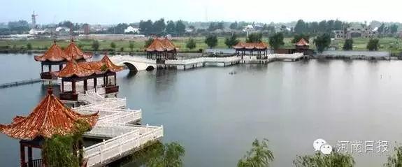 林州:国家级湿地公园在哪里呢?吸氧还用去辣么远?图片