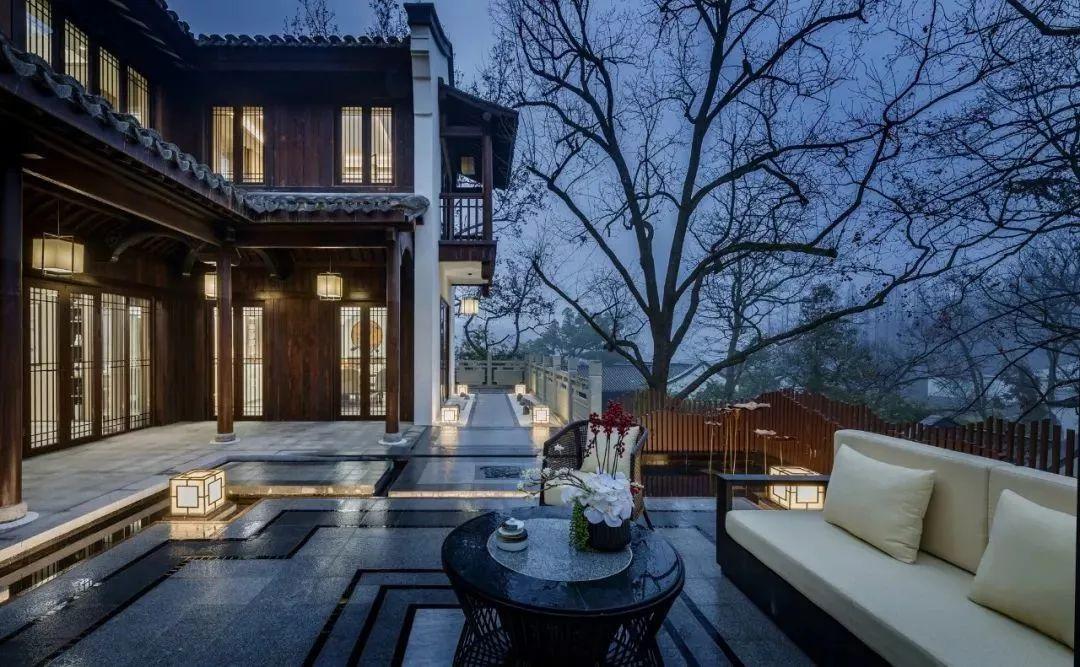 新中式别墅设计 · 儒雅温润 如诗如画