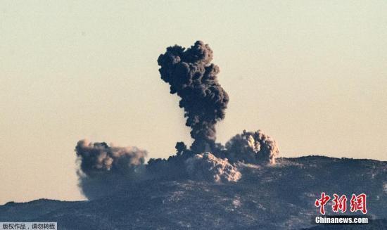 叙利亚各方势力博弈加剧 各方角力形势尚不明朗