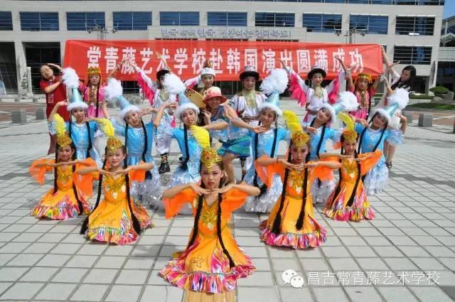 少儿春晚 艺考班上课情景 一年一度的全国舞蹈考级如期的进行着 美术图片