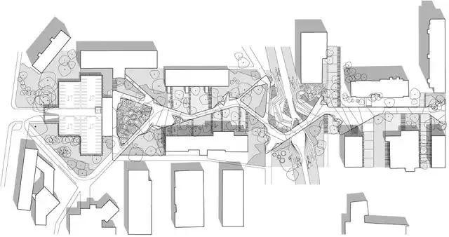 景观设计平面图绘制步骤和当下流行风格