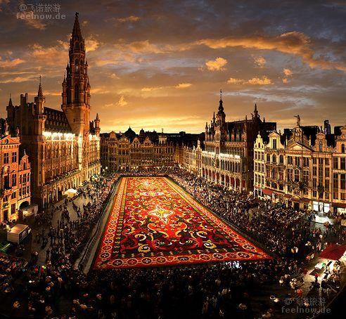 机酒自由行 一起去荷兰看欧洲最美的春天