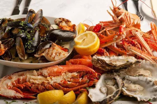 以食暖心 北欧五国的海鲜盛宴