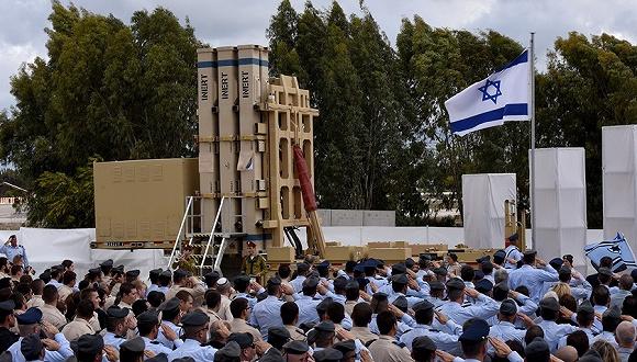 """""""弹丸之国""""以色列何以成为军工强国?"""