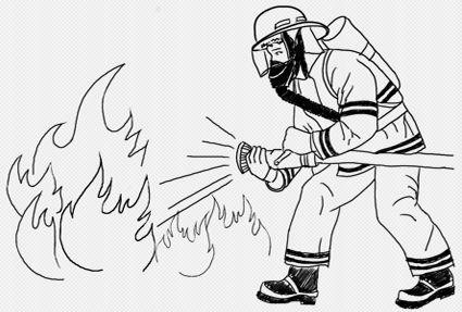 洪泽润园一住户家中失火,消防栓没有水 这玩笑有点大