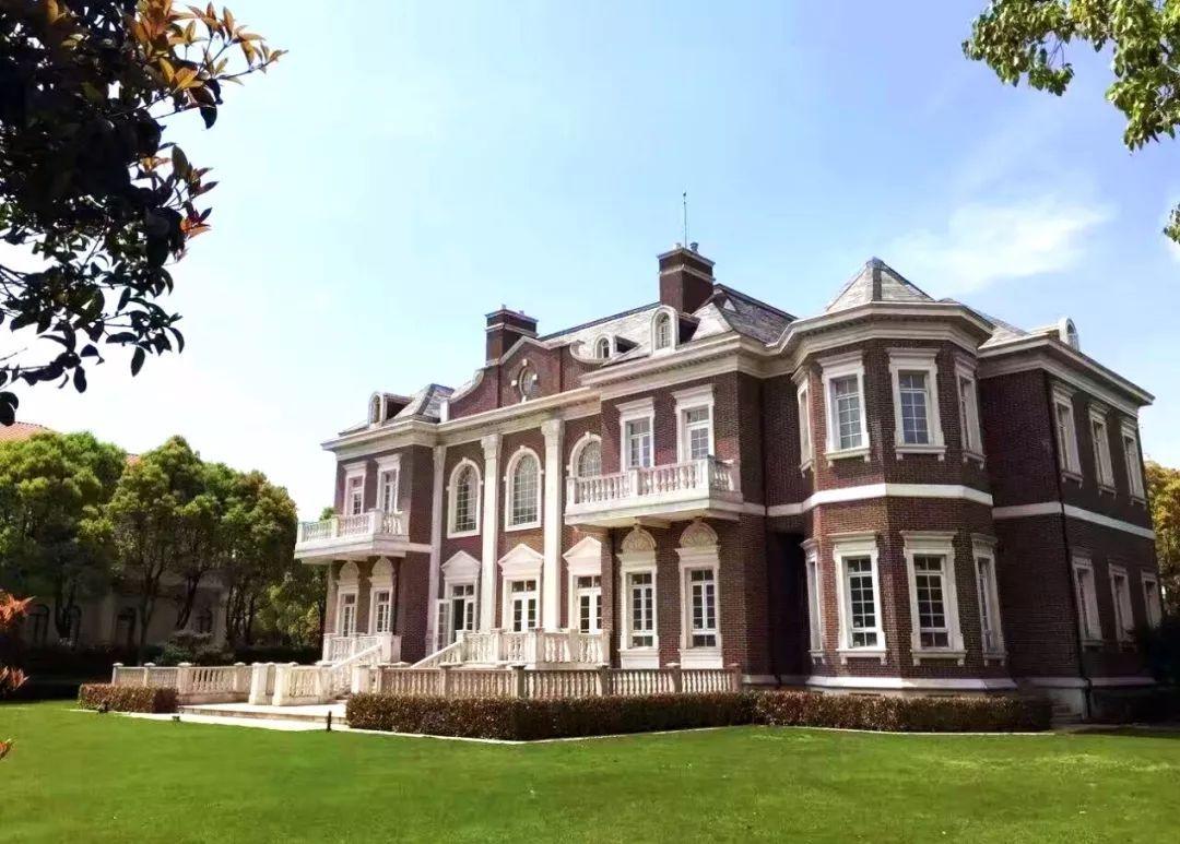 3亿~5亿/幢,上海在售最贵别墅,户均5亩!别墅系v别墅电图图片