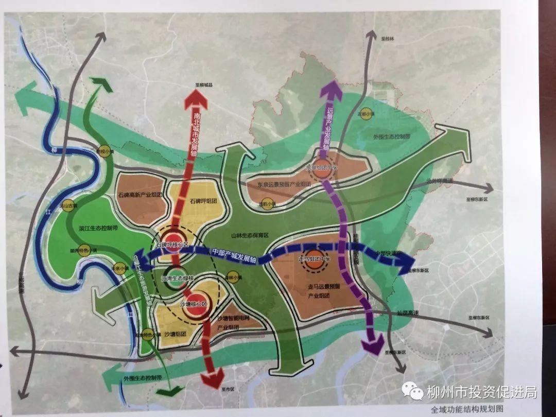 北部生态新区城市建设规划定了
