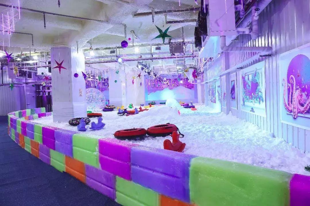 具体请以景区当天公示为准 西北室内冰雕大型娱乐场,冰雪主题,各种图片
