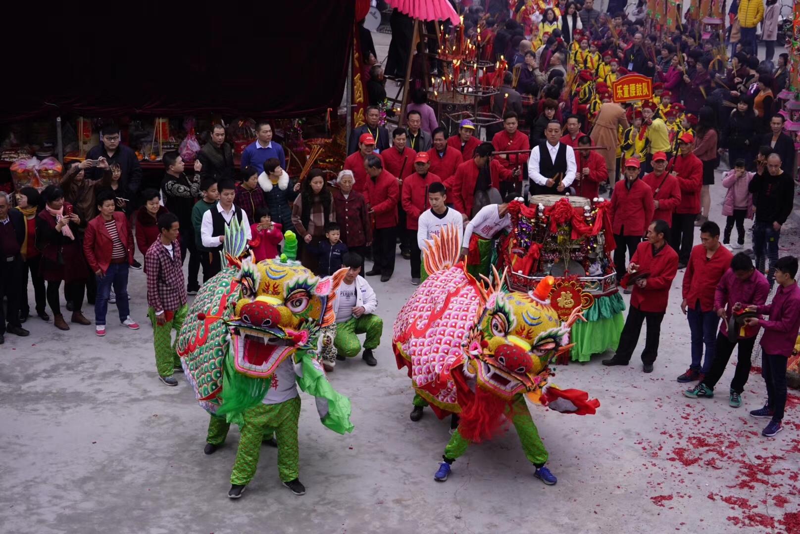 潮州春节期间人口流动_潮州的春节图