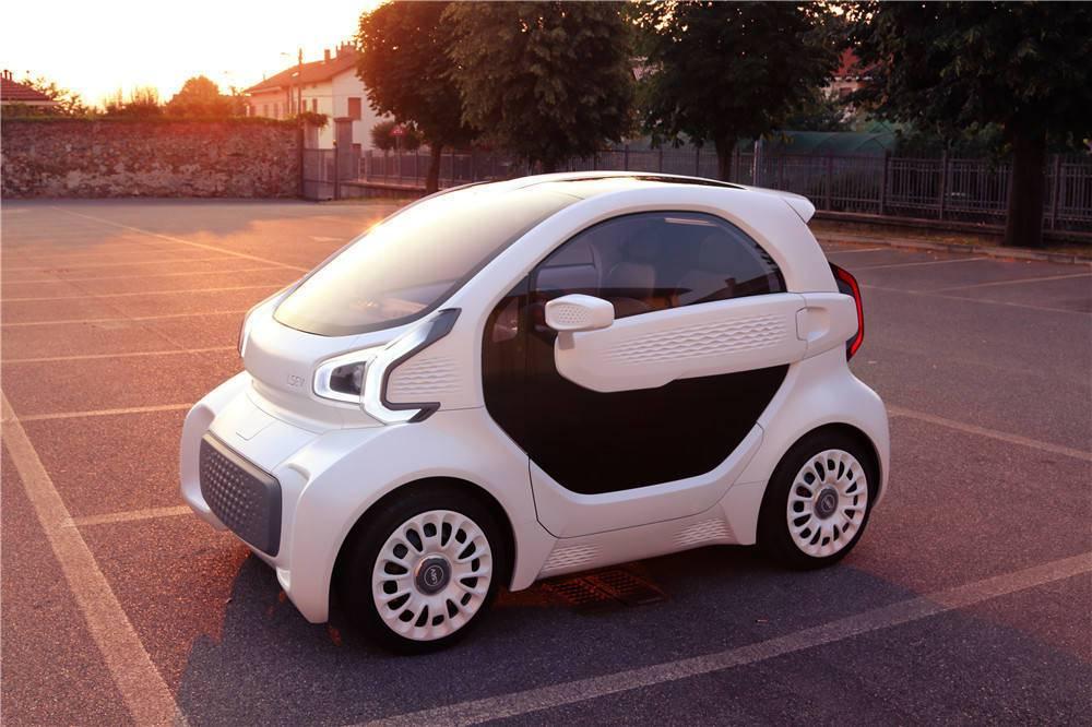 XEV公司3D打印电动车开始量产 获7000辆订单
