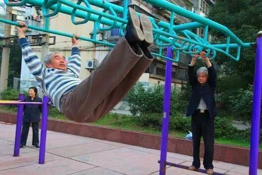 中老年人请记住:营养比运动更重要!