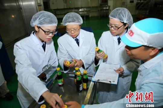 广东高明出入境检验辖区首月出口调味品44批,金额超700万元