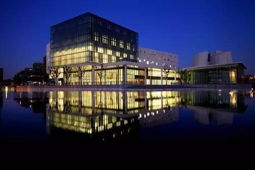 上海科技大学校园图片