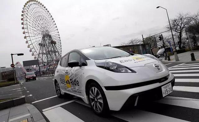 日产自动驾驶出租车测试在即 拟东京奥运会前投入服务