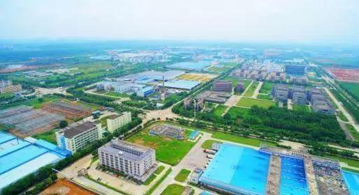 里建东盟开发区规划图