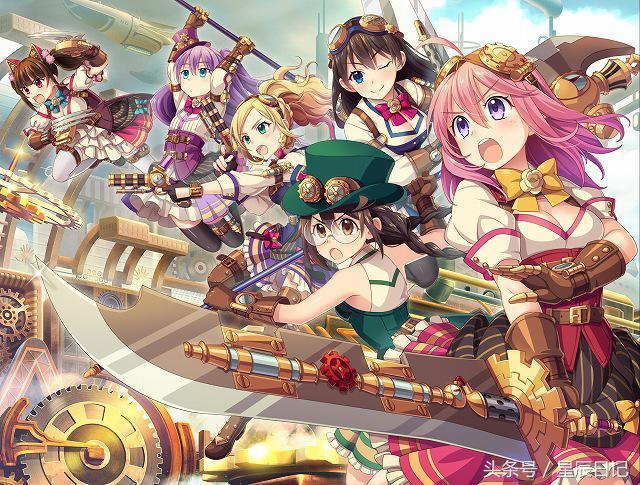 手游《粉彩回忆》宣布动画化 详情将于3月24日公布