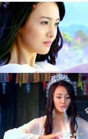 万万没想到,郑爽竟然演过白雪公主,这剧照简直美翻了图片