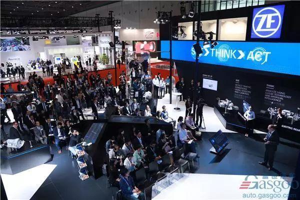 自动驾驶及电气化领域重拳频出 2017年采埃孚大事记盘点