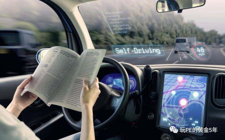 《自动驾驶汽车传感器-2018版》