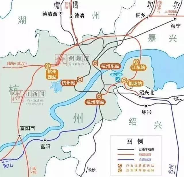 义乌最新规划图