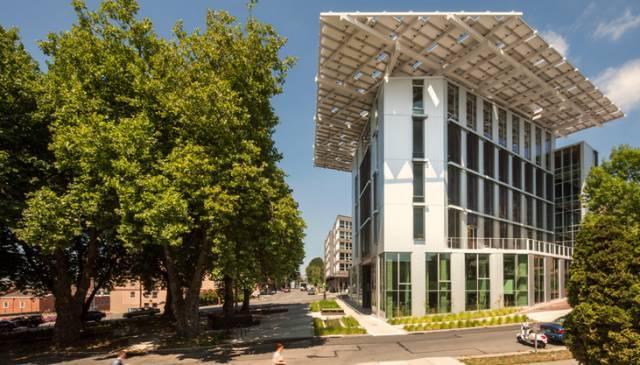 【绿色建造】全球典型十大绿色建筑案例