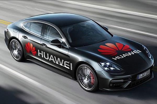 华为AI芯片控制汽车自动驾驶,加速中国车企弯道超车
