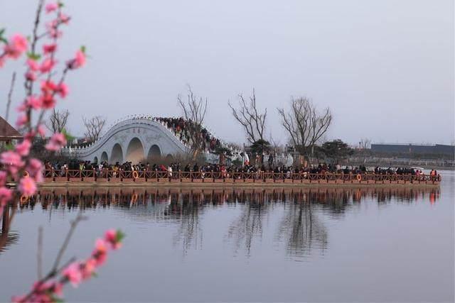 2018戊戌春节昆明池游