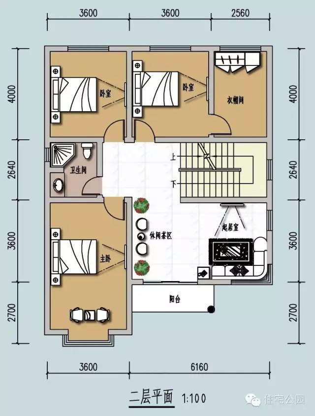 8套新农村别墅设计图纸流出,看完你还想在城市买房吗?