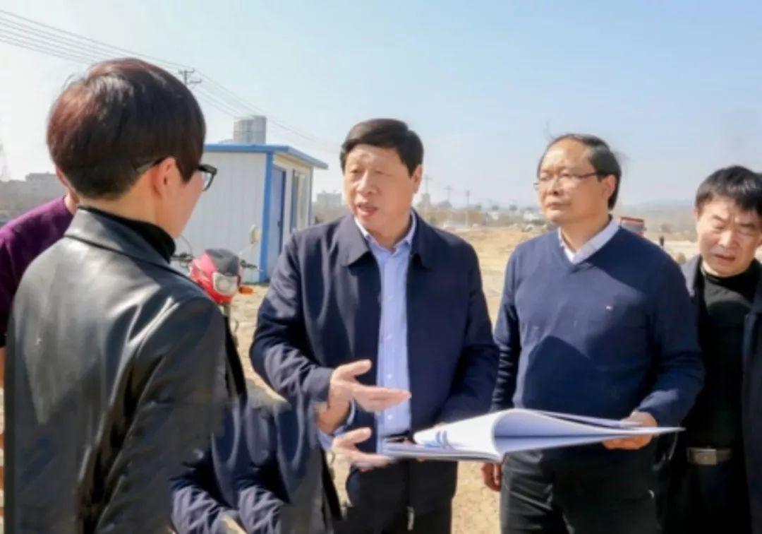 市委书记张维国对房县工业经济寄予厚望