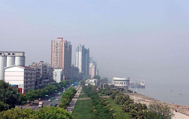 江西最大港口城市 坐拥长江第四大港,名气却还不如所辖县级市图片