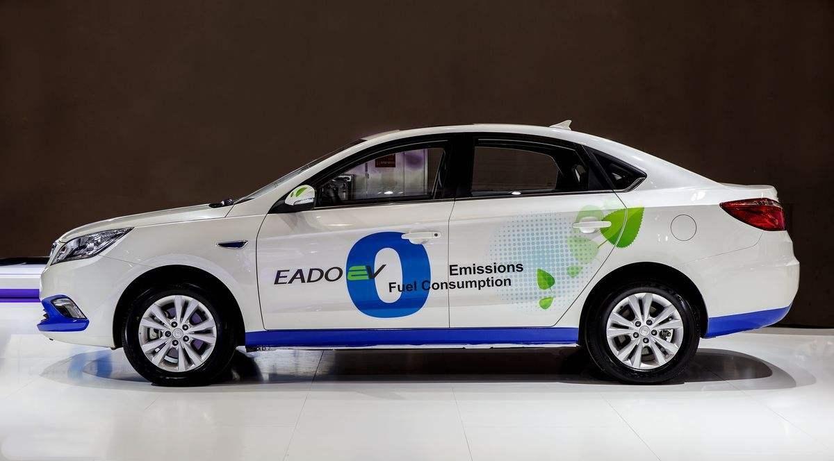 电动汽车的诞生是人类的自我救赎,不是省钱而是为了环保!