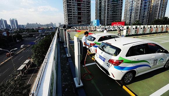 北京市新能源汽车出新规 普通小客车指标可购新能源车