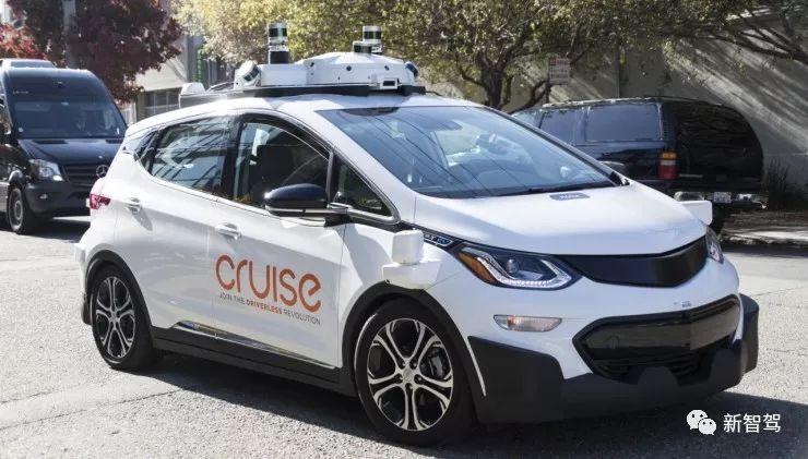 通用汽车2019年要实现自动驾驶商业化运营,这里有一些剧透
