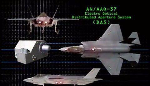 机载有源相控阵雷达_美国机载光电侦察设备向吊舱结构转型