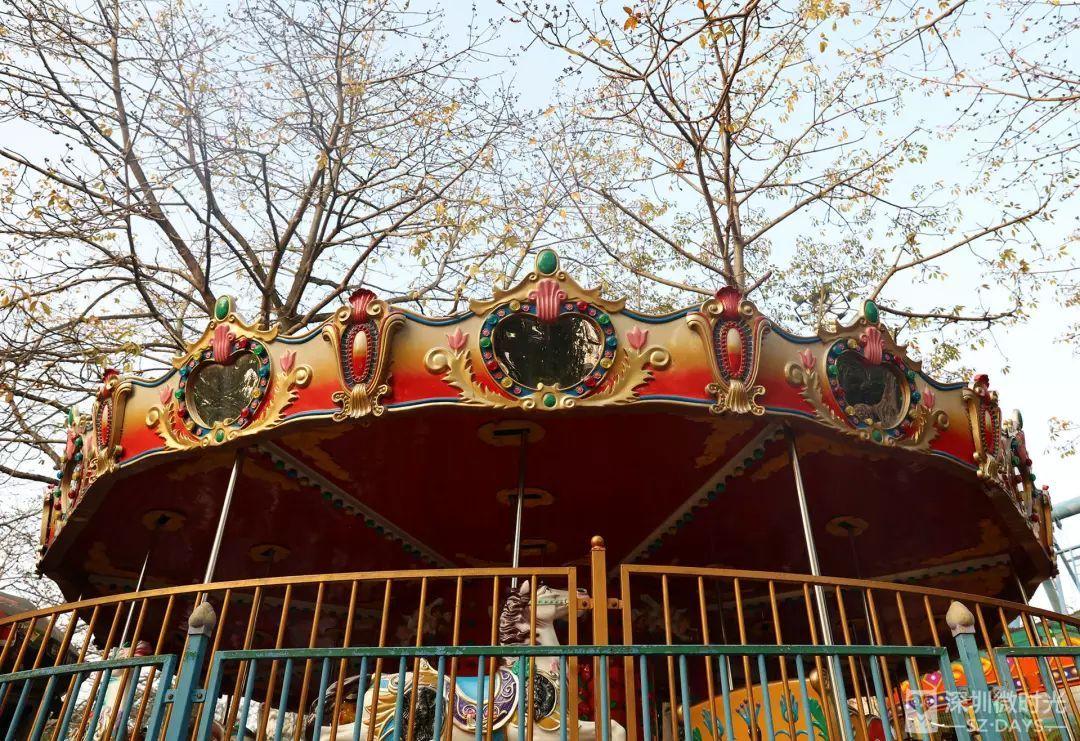 场_再见了,陪伴了三代深圳人的洪湖公园游乐场