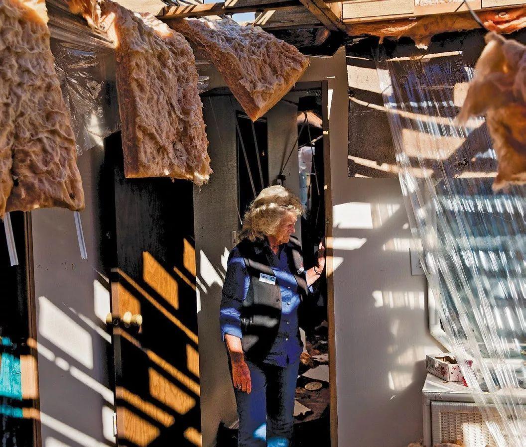 移动住房转向高端市场,美国飓风灾民家在何方?