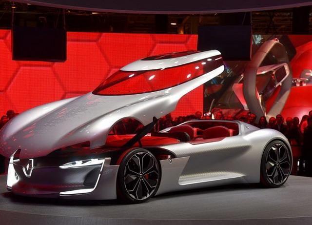 雷诺发力自动驾驶+纯电动 两款纯电动概念车下月国内首发