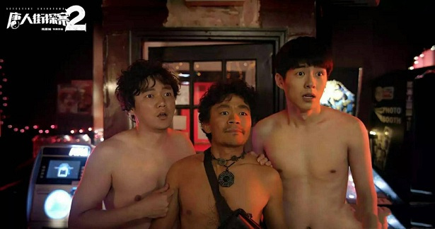 《唐人街探案2》热映有望带火美国游 三四月赴美价格比春节降40%