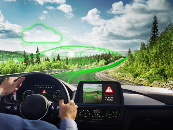 """TomTom联手Elektrobit,将合作开发自动驾驶系统""""电子地平线"""""""