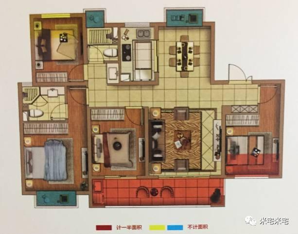 13米乘6米房屋设计图