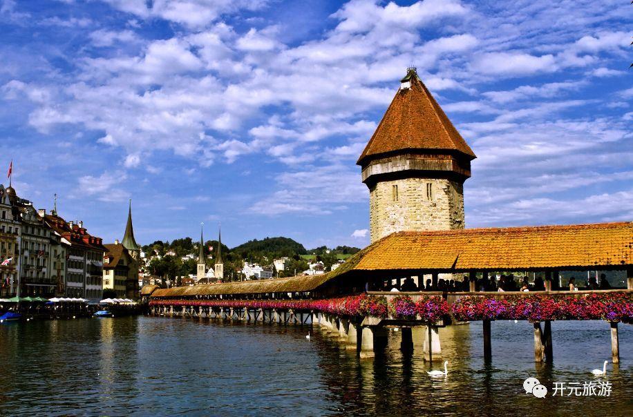2018年欧洲最适合春天前往的城市,第一名居然不是瑞士