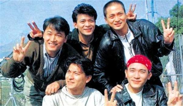 古天乐刘恺威合照 四虎24年后引回忆杀图片