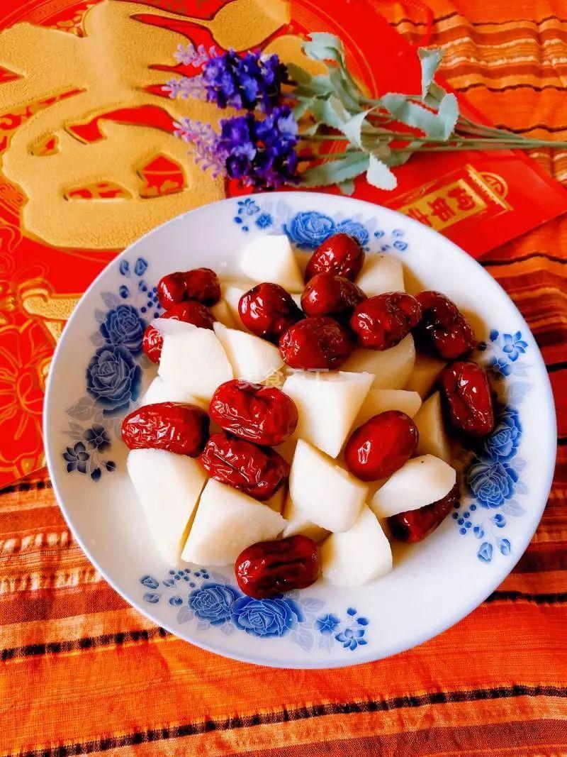 一颗红枣有4种最佳搭配!这样吃才不糟蹋好东西
